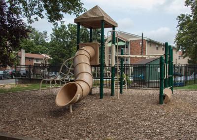 Chalet Village Playground