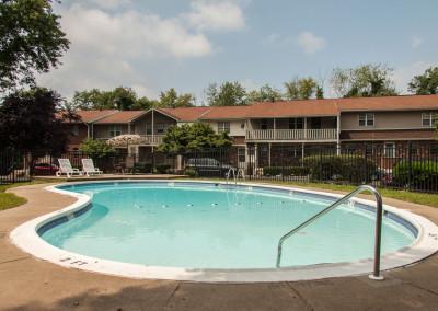 Chalet Village Pool